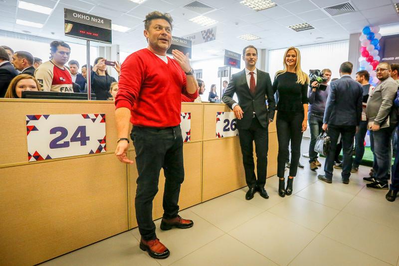 В РФ стали выдавать паспорта болельщиков Кубка Конфедераций