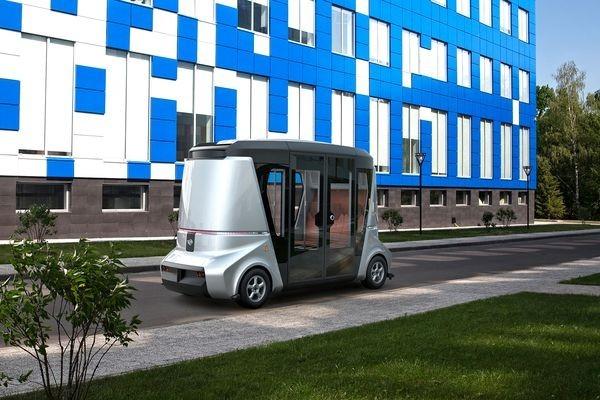 Проект беспилотного транспорта компании «Волгабас» получит 200 млн руб. господдержки