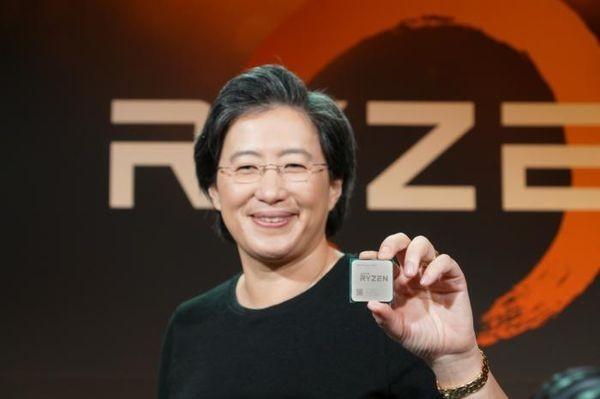 Выпуск процессоров AMD Ryzen назначен на 2 марта