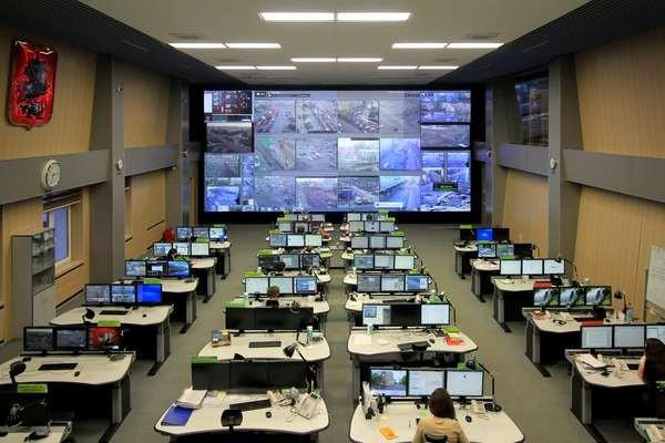 BIG DATA 2017: Цифровые дороги Москвы