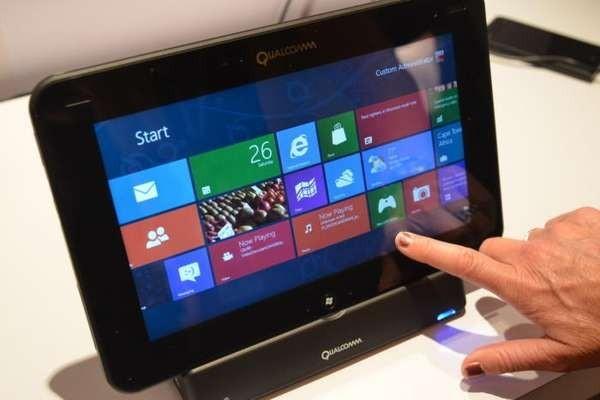 Ноутбуки Windows 10 набазе ARM появятся не прежде октября