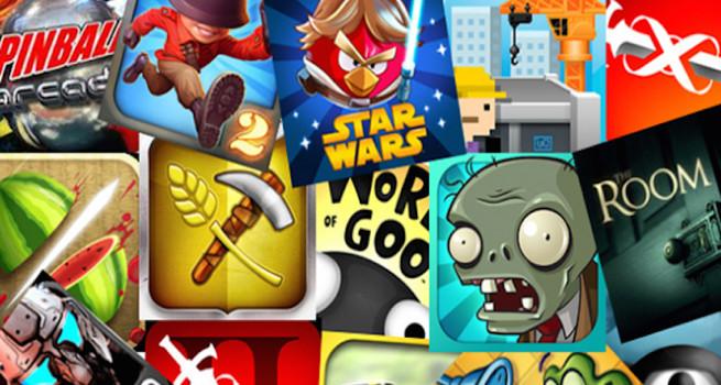 Разработка мобильных игр