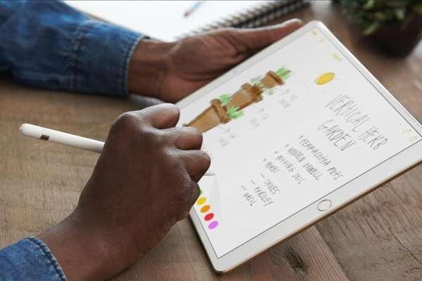 Улучшенный iPad Pro поступил в реализацию