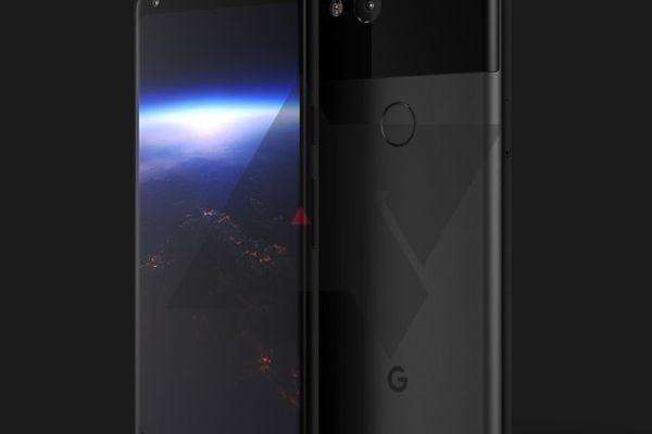 Pixel 2 иPixel 2 XL— цена ирендеры