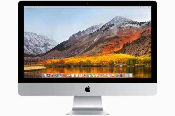 Apple выпустила ОС MacOS High Sierra