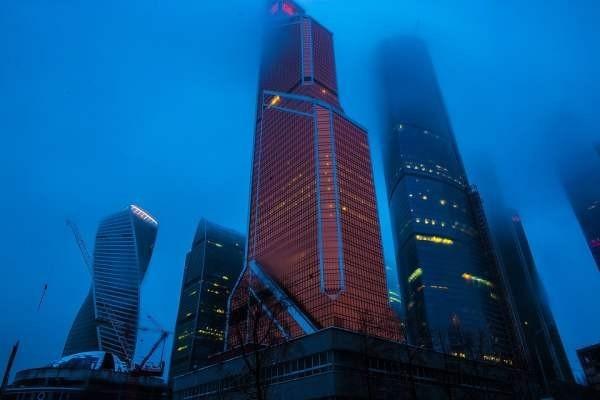 Москва заняла 77 строчку врейтинге технологически развитых городов