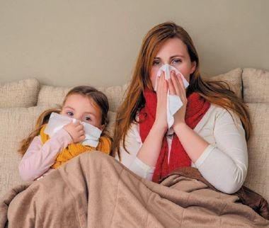 Поражения миокарда на фоне острых инфекционных заболеваний у подростков