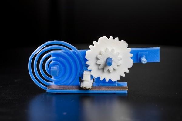 Распечатанные на 3D-принтерах устройства обмениваются данными без батарей