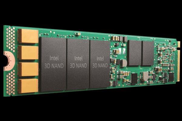 IDC: рынок твердотельных накопителей вырастет благодаря переходу на память 3D NAND