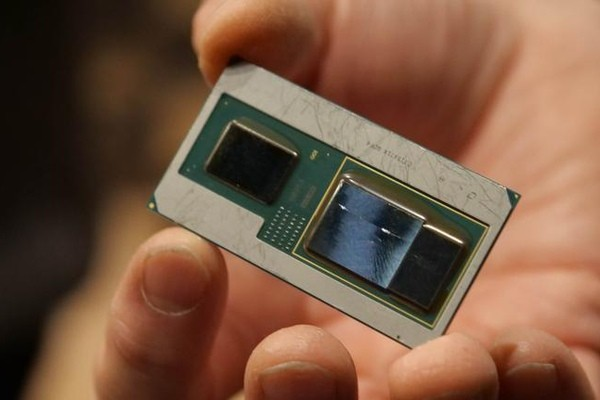 CES 2018: Intel представила процессоры с графическими ядрами Radeon RX Vega M