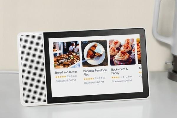 CES 2018 Lenovo JBL LG и Sony выпускают умные дисплеи с Google Assistant