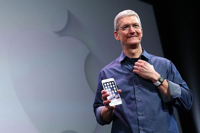 Тим Кук получит бонус акциями Apple на сумму 750 миллионов долларов