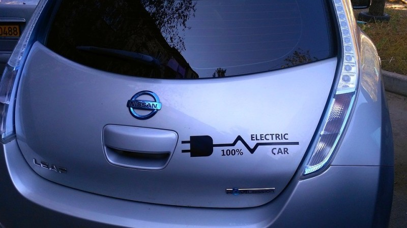 Продажи электромобилей в Российской Федерации увеличились на28%
