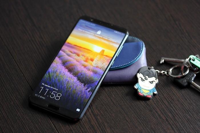 Обзор Honor View 10: смартфон, который умеет думать | Журнал