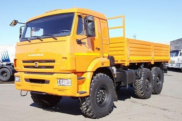 КАМАЗ в нынешнем 2018 направит 500 млн руб. набеспилотные грузовые автомобили
