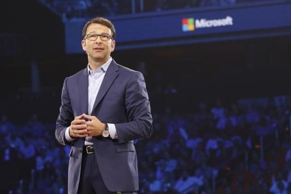 Вечные соперники, Microsoft и Blackberry, заключили партнерское соглашение