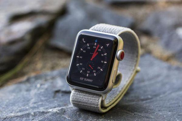 Слух: циферблат часов Apple Watch 4 будет на 15% больше