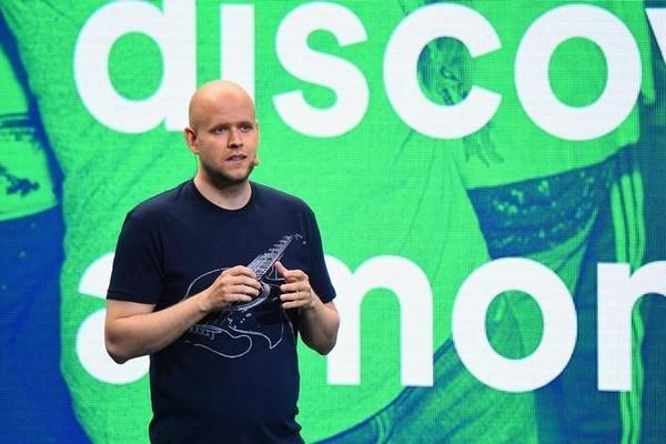 Spotify получил оценку в $30 млрд входе IPO