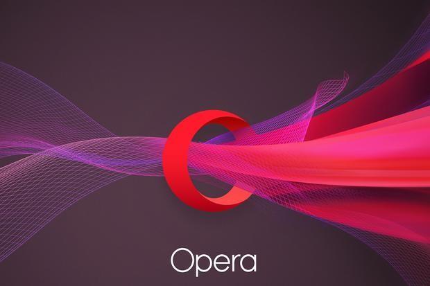 Opera выпустила мобильный браузер, управляемый одним пальцем