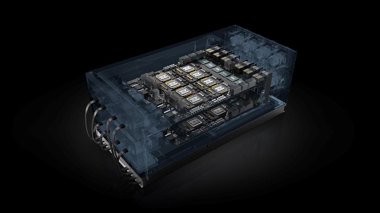 Nvidia представляет универсальную платформу HGX-2 для HPC и задач искусственного интеллекта