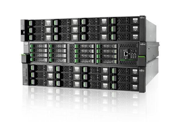 Выпущено новое поколение СХД Fujitsu ETERNUS CS800 для резервного копирования данных среднего и малого бизнеса