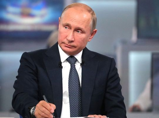 Путин поручил провести Wi-Fi в села с населением 100 человек