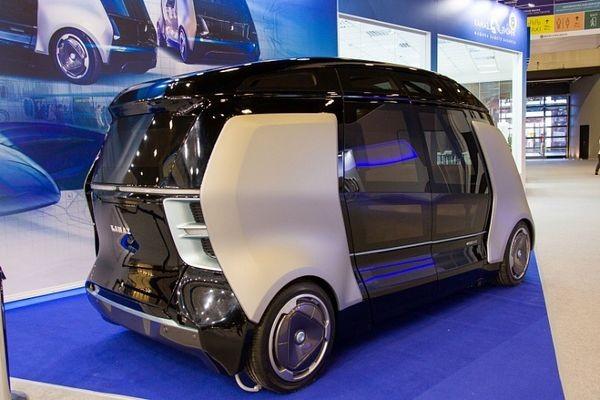 «КамАЗ» начнет конструирование беспилотных электробусов в 2019 году
