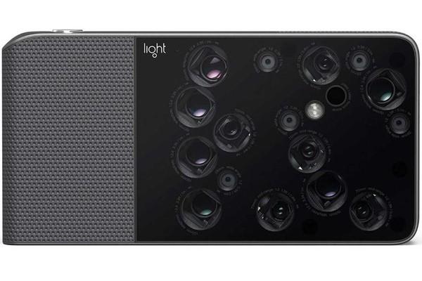 Представлен прототип телефона сдевятью камерами