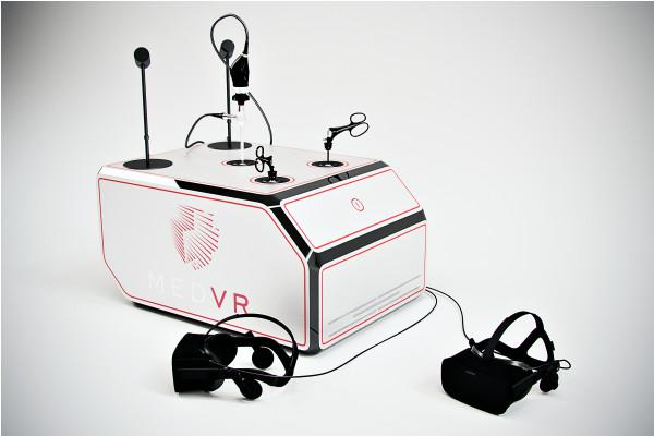 В «Сколково» представили прототип хирургического VR-симулятора