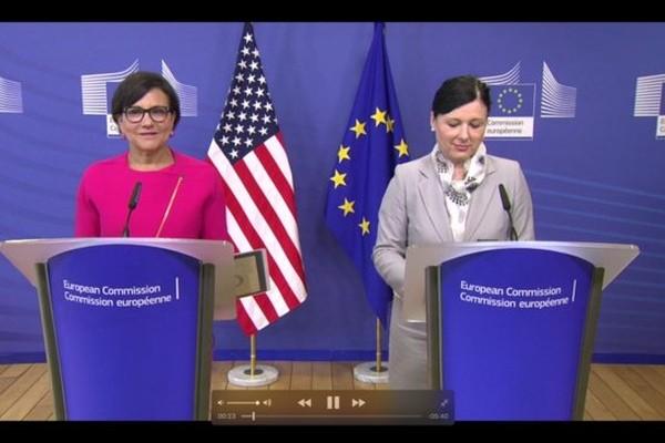 Европарламент требует приостановить действие договора о передаче личных данных между ЕС и США