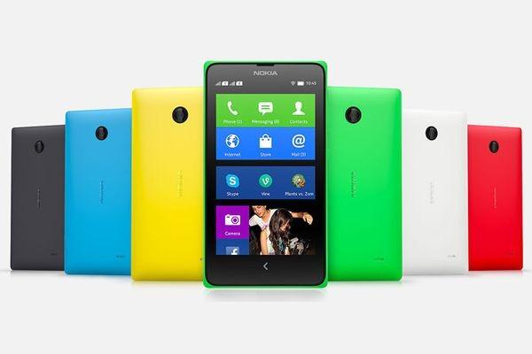 Слух: Microsoft снова может выпустить смартфоны на Android