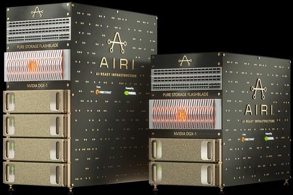 Pure Storage представила AIRI Mini —  инфраструктуру, подготовленную к применению ИИ