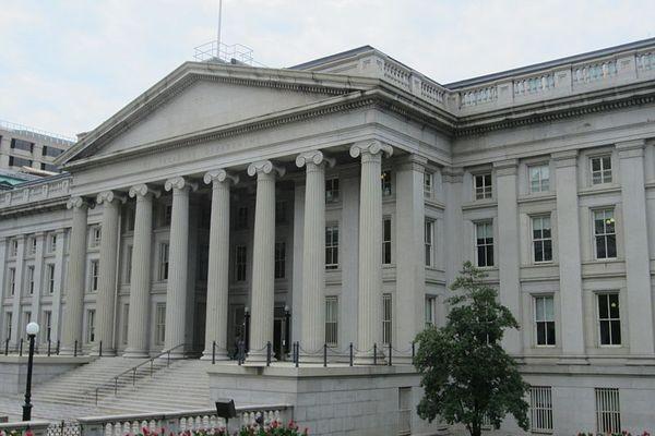Минфин США: контроль за финтех-компаниями надо ослабить