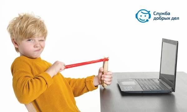 «Служба добрых дел»: только 6% пользователей вызывают компьютерщика на дом