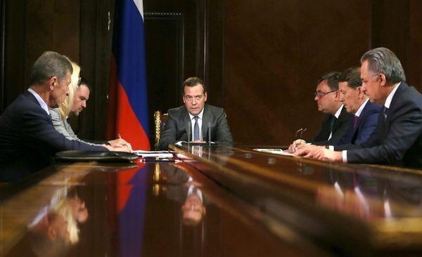 Дмитрий Медведев возглавил комиссию по модернизации экономики