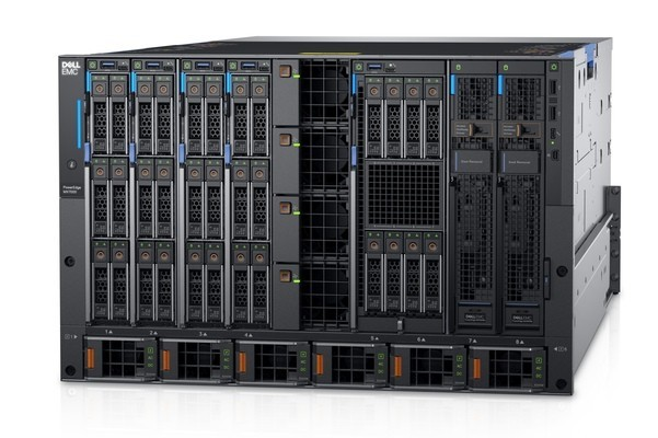 Dell EMC представляет модульную серверную инфраструктуру PowerEdge MX