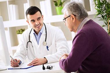 Больной с хронической цереброваскулярной патологией на амбулаторном приеме