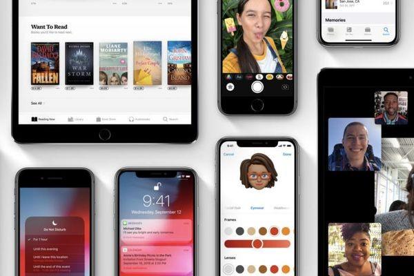 Выпущена первая бета-версия iOS 12.1 для разработчиков