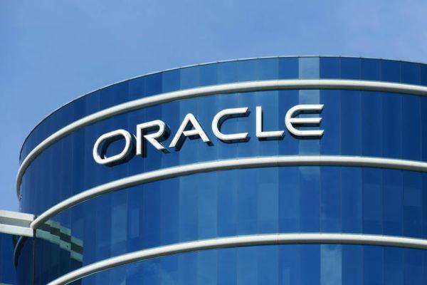 Суммарные продажи Oracle за год выросли всего на 1%