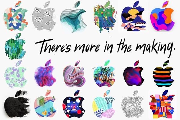 Все приглашенные на конференцию Apple получили открытки с разными картинками