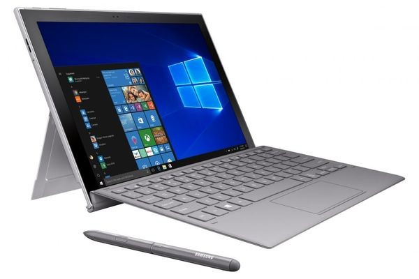 Samsung представила планшет Galaxy Book 2