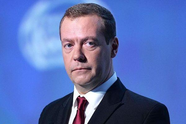 Дмитрий Медведев запустил первую в России электронную таможню