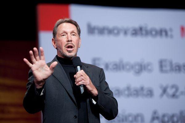 OpenWorld: Ларри Эллисон раскритиковал безопасность, цены и производительность AWS