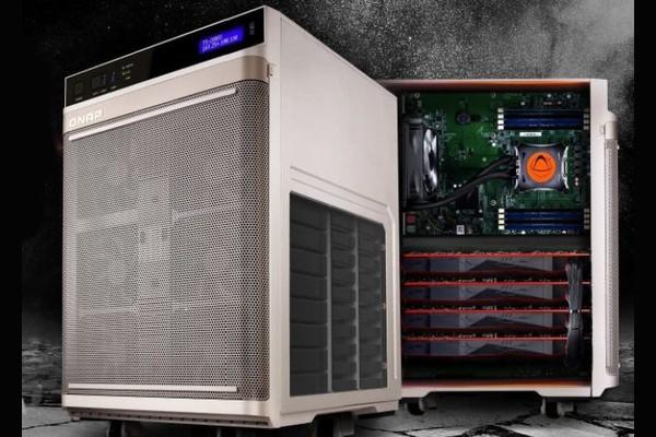 QNAP представила NAS-систему с поддержкой приложений искусственного интеллекта