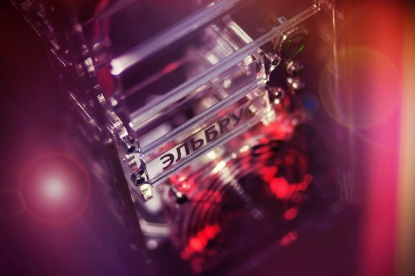 В России планируют создать суперкомпьютер на базе «Эльбруса»