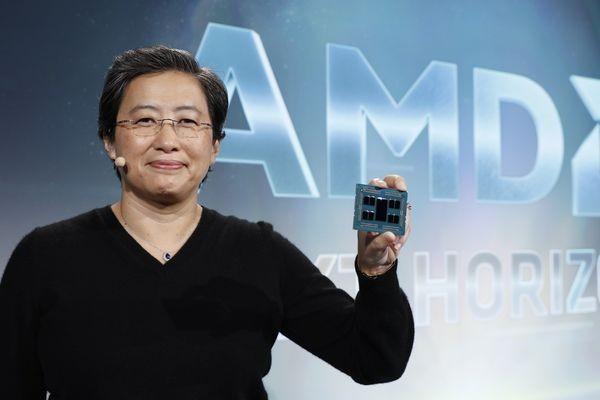 AMD представила 7-нм графический процессор для машинного обучения и искусственного интеллекта