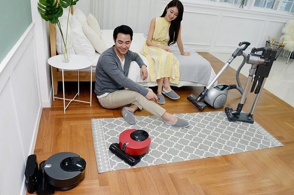 LG представила пылесос с искусственным интеллектом