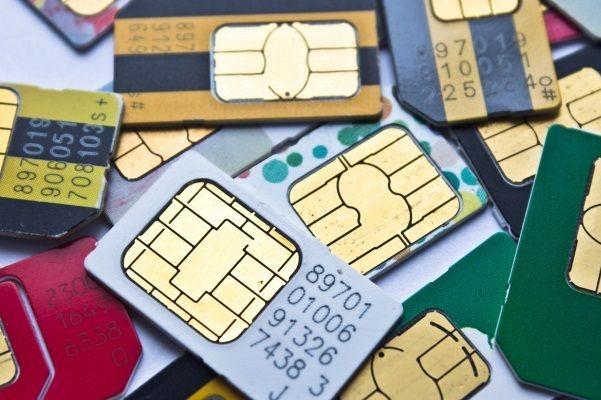 С начала года изъято более 77 тысяч незаконно распространяемых сим-карт