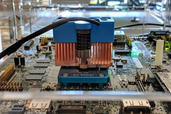 Intel представила новое процессорное ядро — Sunny Cove