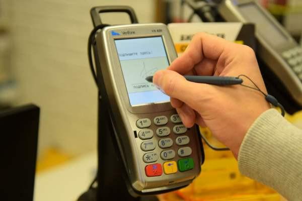 «Билайн» предлагает в своих магазинах безбумажное подписание договоров